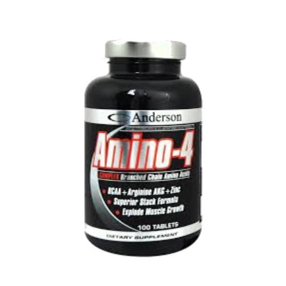 AMINO-4 COMPLEX 100 CPR
