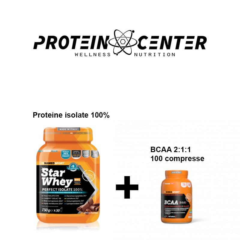 STAR WHEY PROTEINE DEL LATTE ISOLATE...