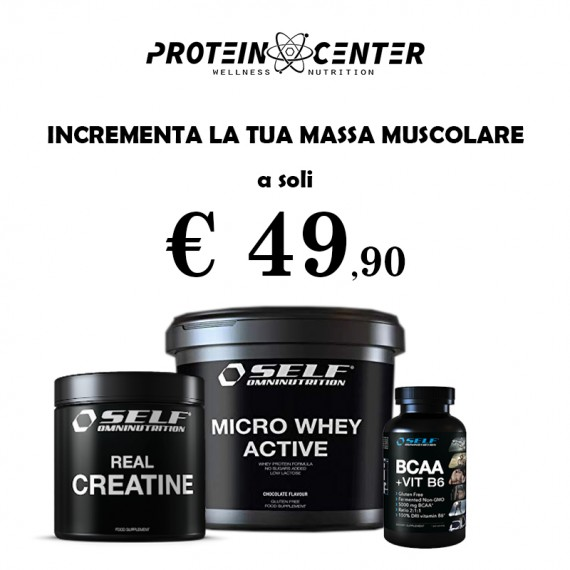 MICRO WHEY ACTIVE + REAL...