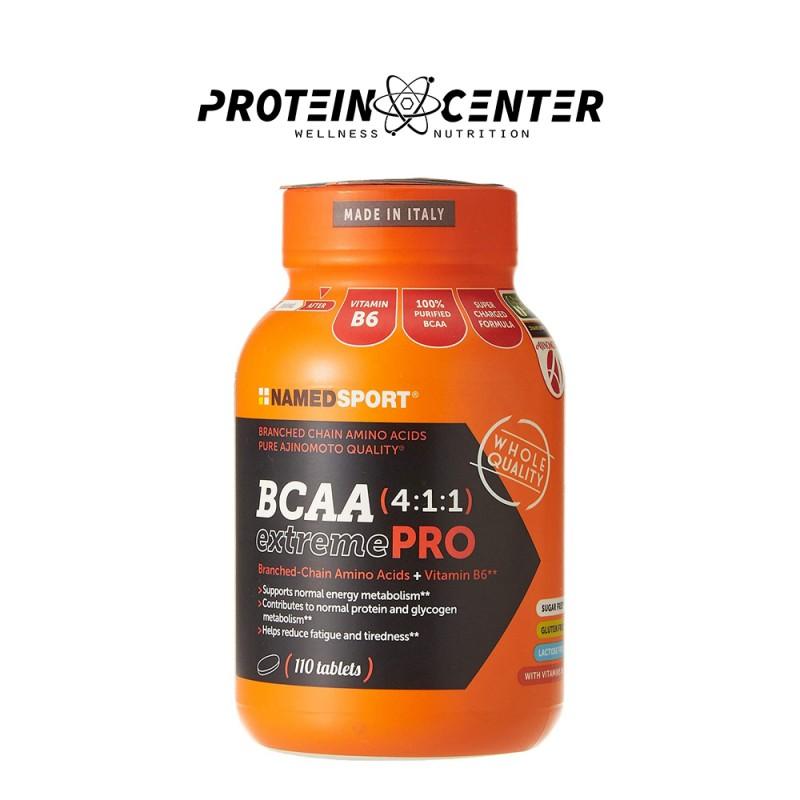 BCAA 411 EXTREME PRO 110 CAPSULE