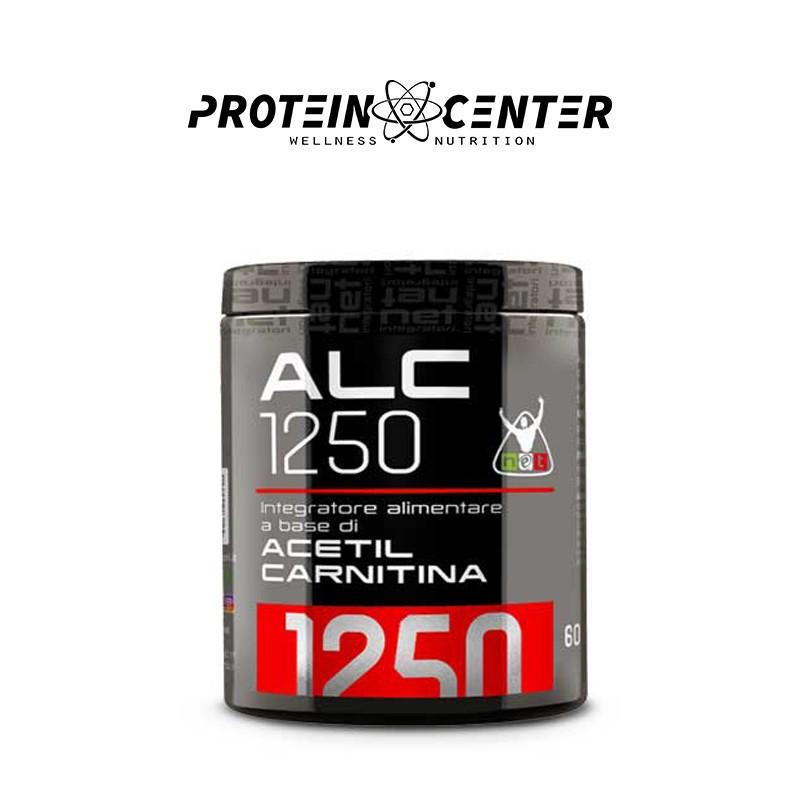 ALC 1250 ACETIL CARNITINA 60 COMPRESSE