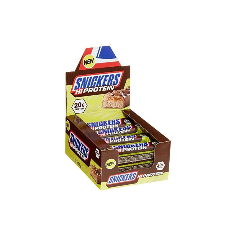 SNICKERS HI PROTEIN BOX DA 12X55 GR
