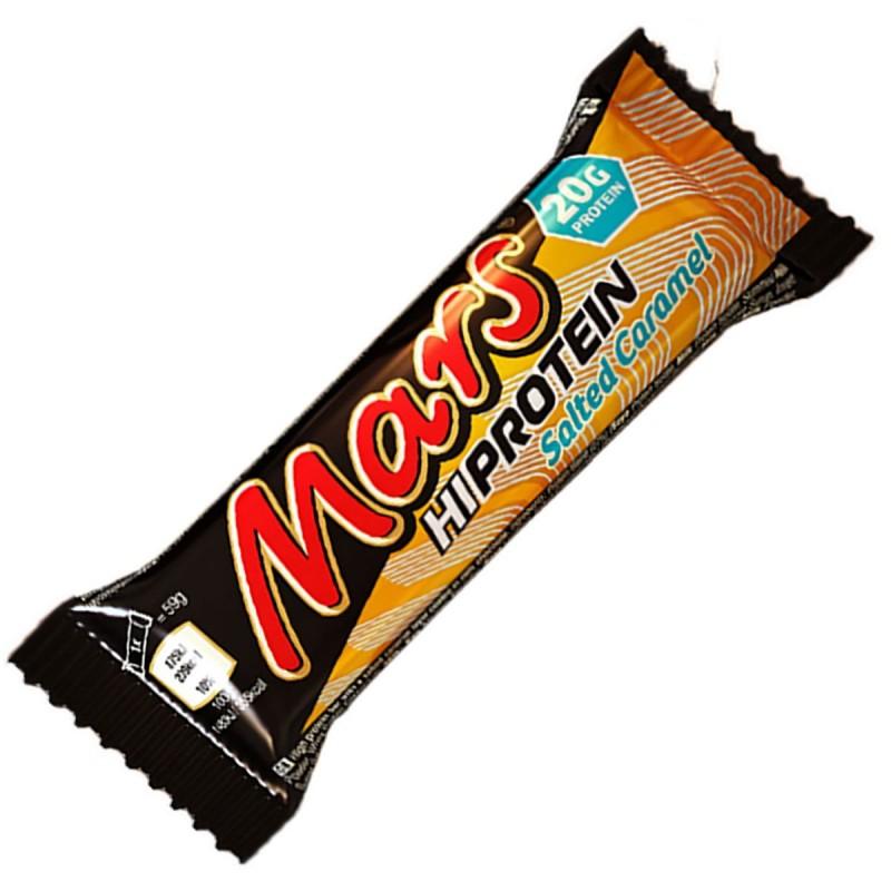 MARS HI PROTEIN SALTED CARAMEL 59 GR