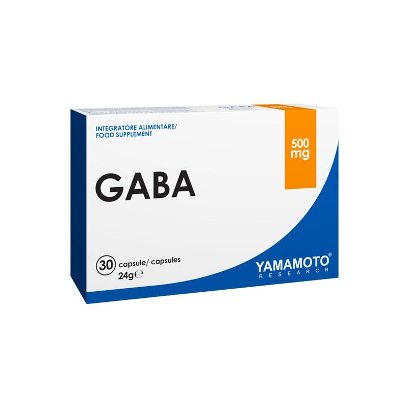 GABA 500 MG 30 CAPSULE