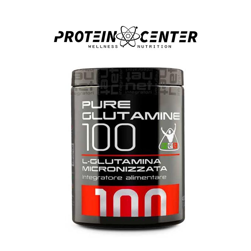 PURE GLUTAMINE 100 400 GR