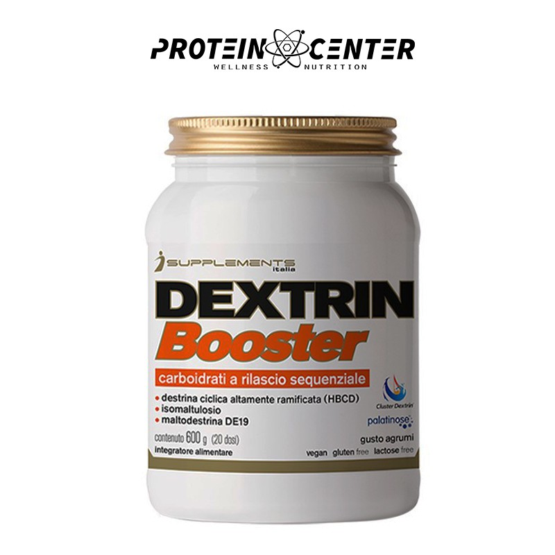 DEXTRIN BOOSTER 600 gr GUSTO NEUTRO