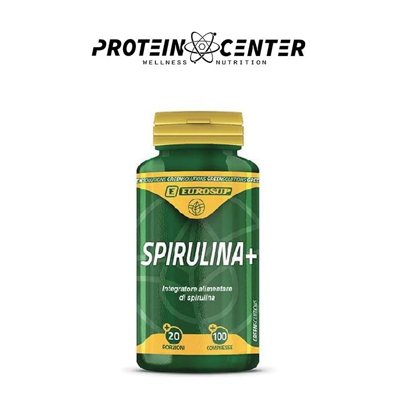 SPIRULINA+ 100 CMP