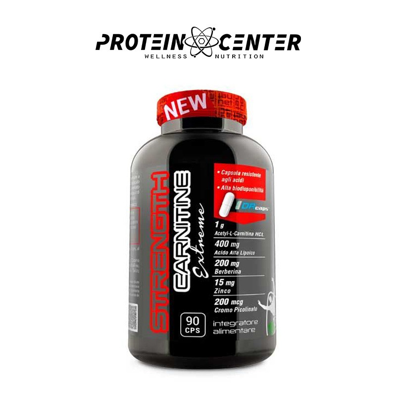 STRENGHT CARNITINE EXTREME 90 CPS