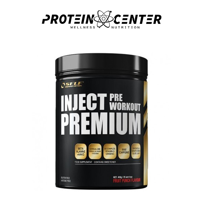 INJECT PREMIUM 400 GR GUSTO FRUIT PUNCH