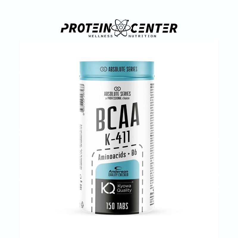 BCAA k-411 Kyowa® Quality 150 TABS