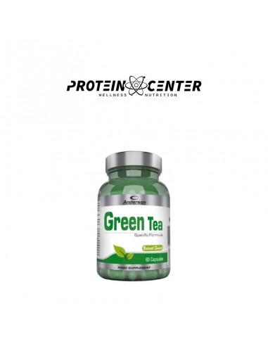 GREEN TEA THE' VERDE 60 CPS