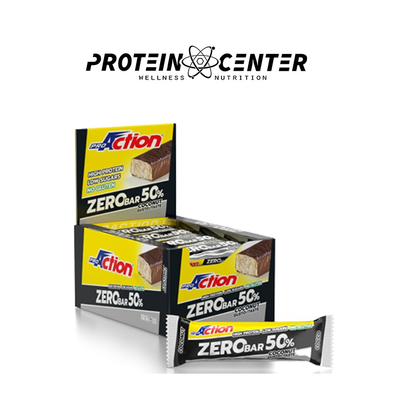 ZERO BAR 60 g BOX DA 20 BARRETTE...